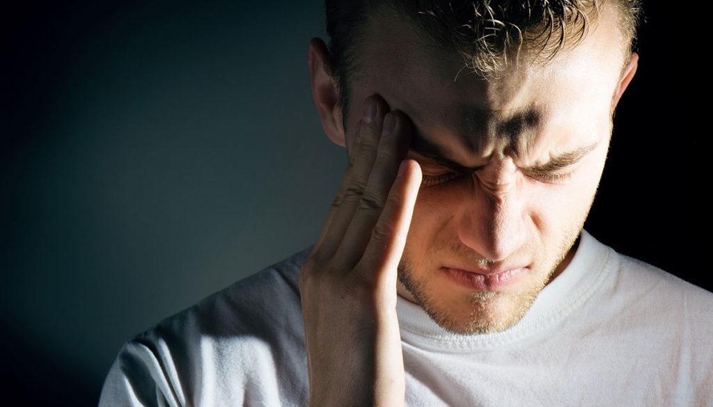 Presión arterial baja con migraña